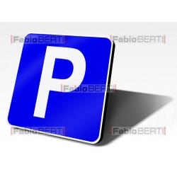 simbolo parcheggio