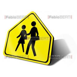 cartello scuola