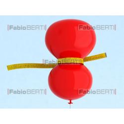 red balloon in diet