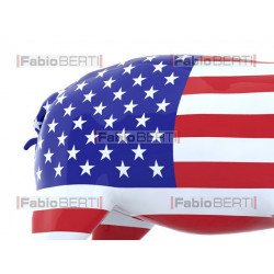 pork with American flag