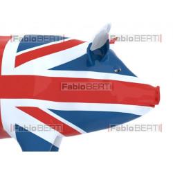 pork with English flag