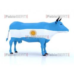 Argentina cow