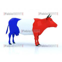 Mucca Francia