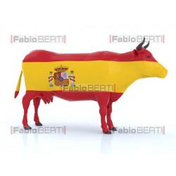 Mucca Spagna
