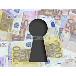 lucchetto euro