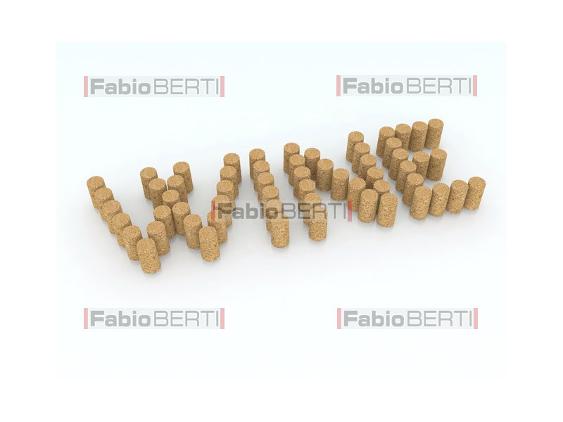 wine with corks