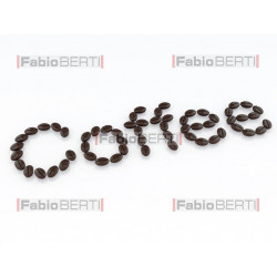 written coffee