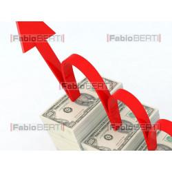 scalata dei dollari