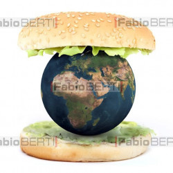 hamburger world