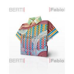 camicia origami