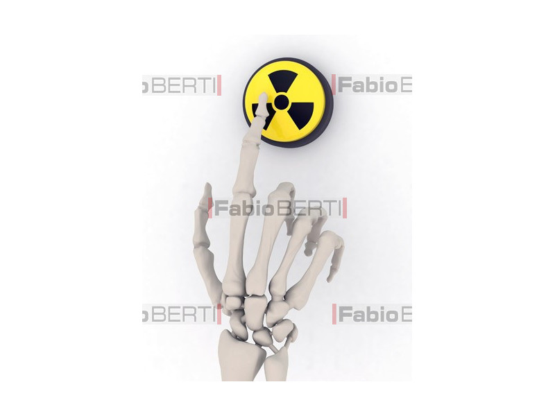 nuclear hand