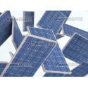 solar panels in flight