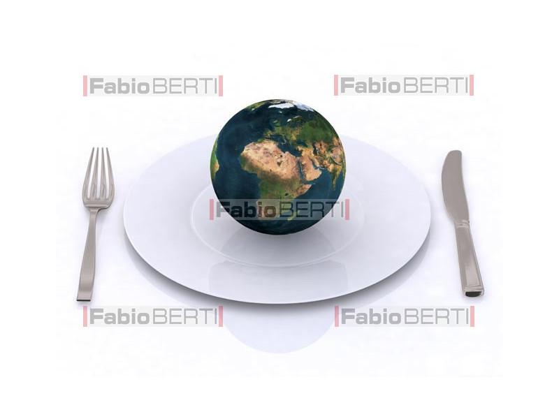 mondo sul piatto