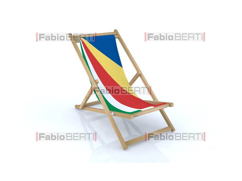 beach chair Seychelles