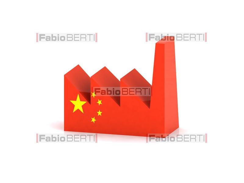 fabbrica Cina