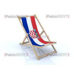 beach chair Croatia
