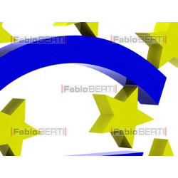 euro simbol BCE