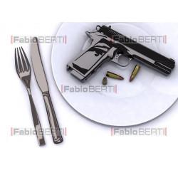 piatto pericoloso