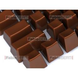 tastiera cioccolato
