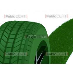 pneumatico verde