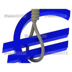 Euro appeso
