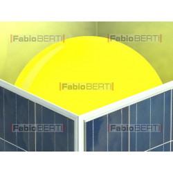 pannelli con sole