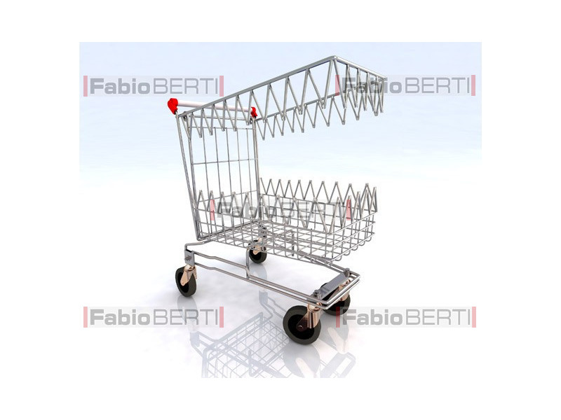 shopping cart biting