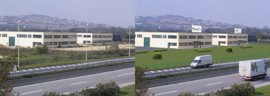 factory retouch
